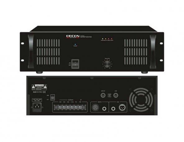 DP-800 Power Amfi   DECON