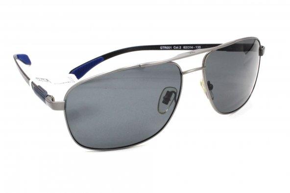 001 C2 62 GTR Polarize Güneş Gözlüğü - Erkek Gözkük