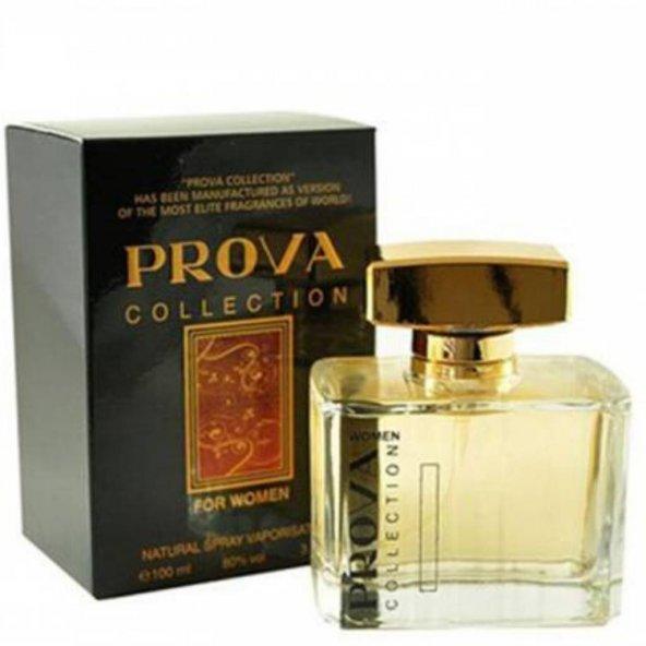 Prova Kadın Parfüm Collectıon RAR00539