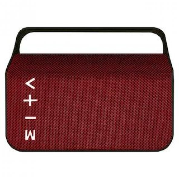 Piranha 7822 Bluetooth Kablosuz Hoparlör Kırmızı