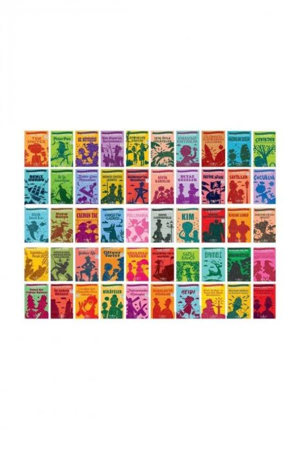 İş Bankası Çocuk Klasikleri Seti 50 Kitap