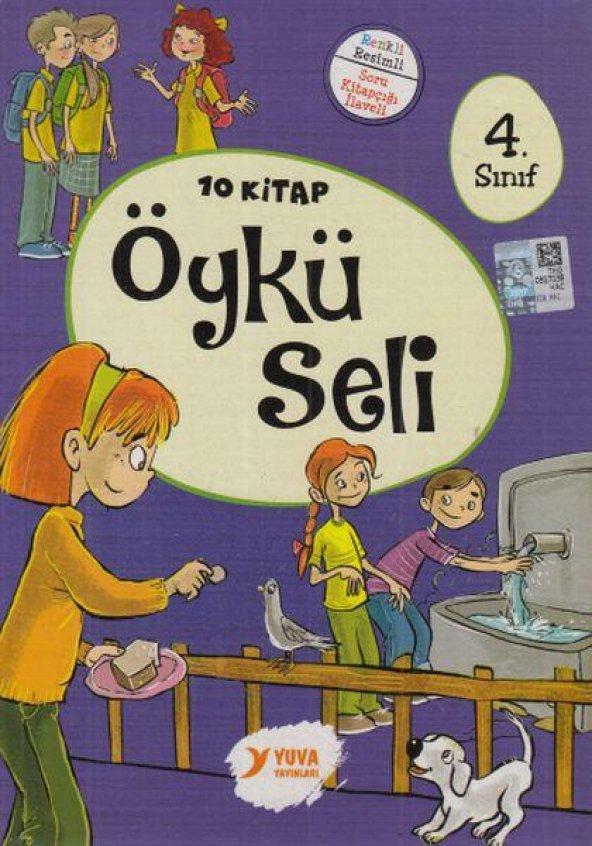 Öykü Seli 4. Sınıflar İçin 10 Kitap Set