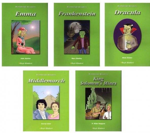Beşir Yayınları Level 3 İngilizce Hikaye Seti