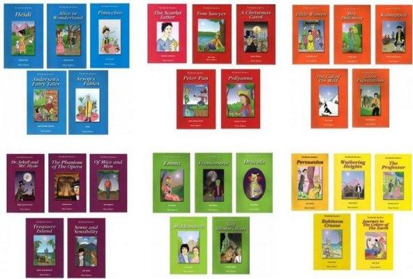 Beşir Yayınları İngilizce Hikaye 30 Lu Set