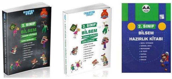 Akıllı Adam Yayınları Bilsem 2. Sınıf Seti