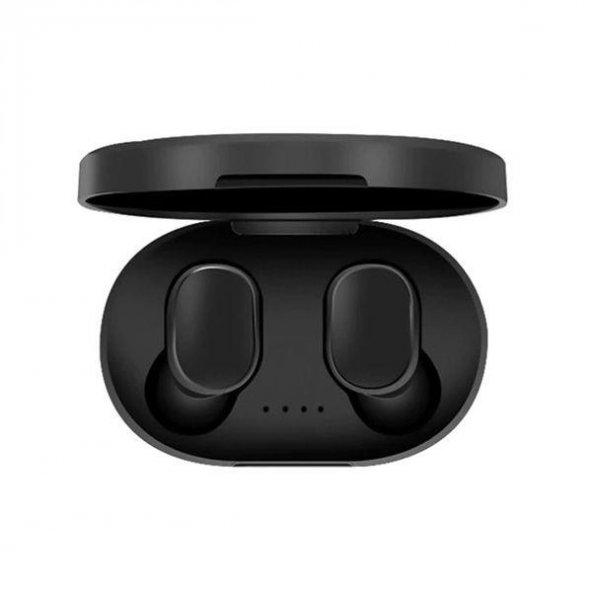 Xiaomi Redmi Note 4 Uyumlu Ultra Kaliteli Şarj Üniteli Kulakiçi Bluetooth Kulaklık