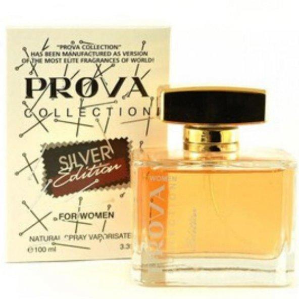 Prova Kadın Parfüm Sılver Edition RAR00544