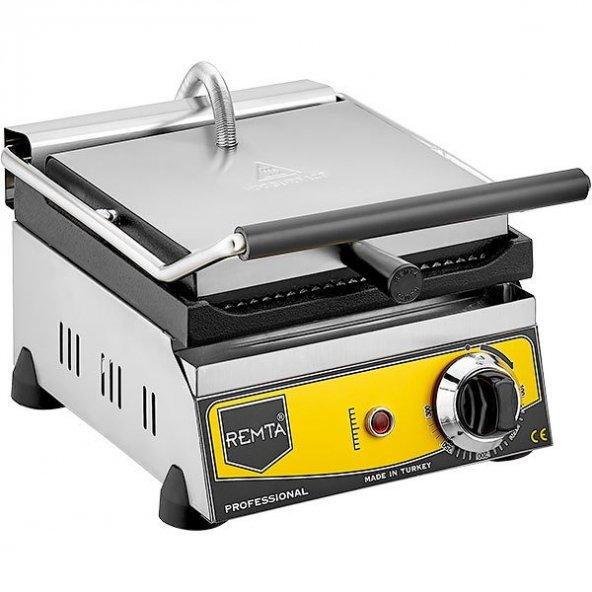 Remta 8 Dilim Tost Makinası Elektrikli R72 Döküm tost makinesi Büfe tipi Sanayi Model