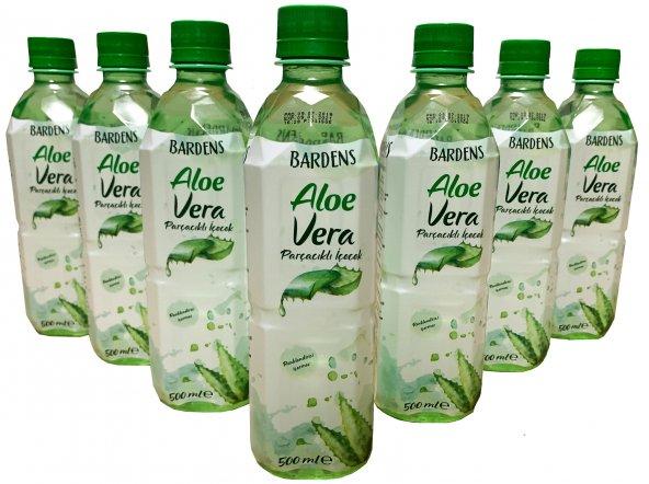 Bardens  Aloe Vera Parçacıklı İçecek 1*12
