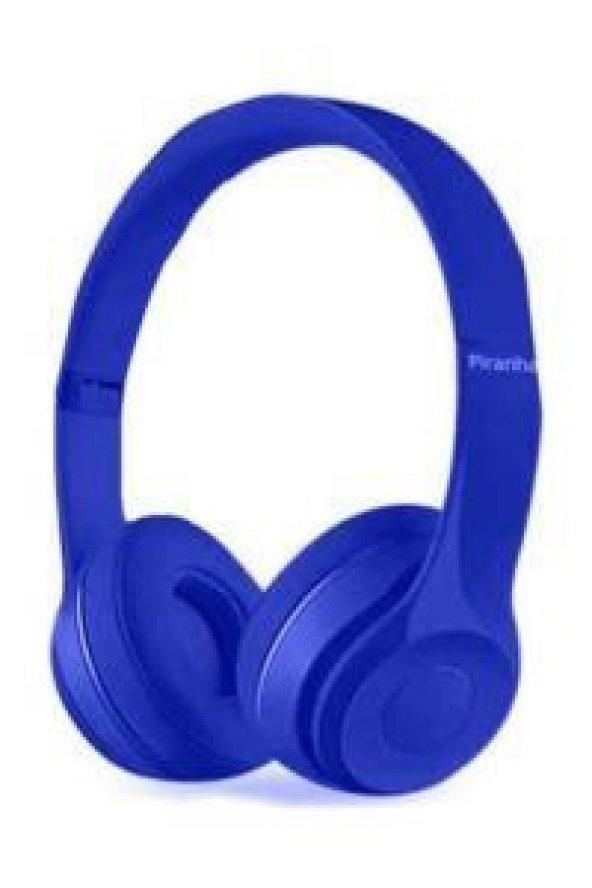 Piranha 2201 Bluetooth Kulaklık Mavi