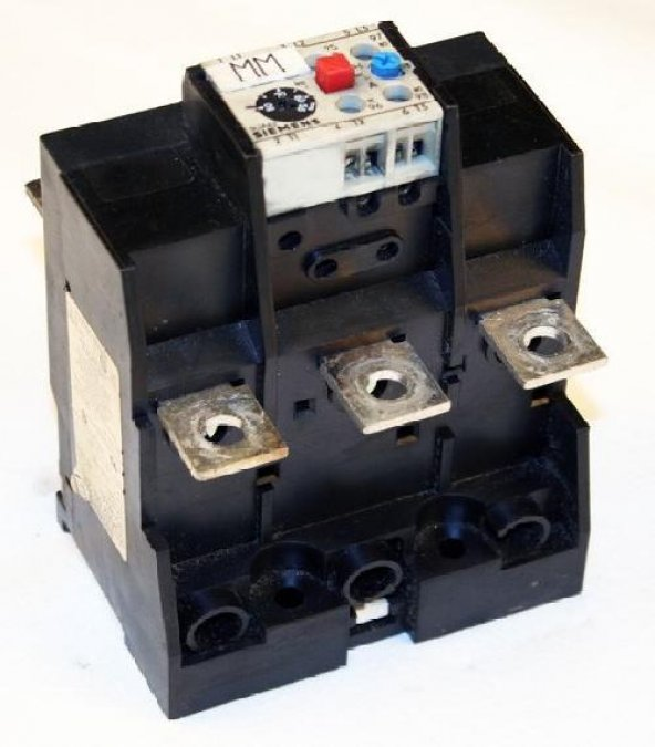 Siemens 3UA62 01-3J TERMİK 110-135A