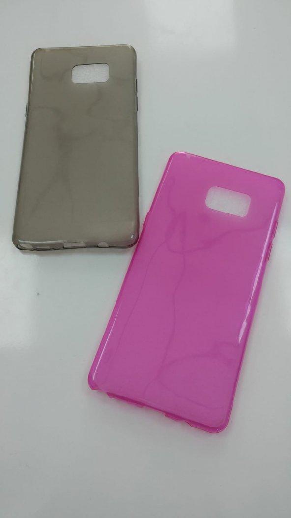 Samsung Galaxy Note 7 Fan Edition koruyucu silikon kılıf