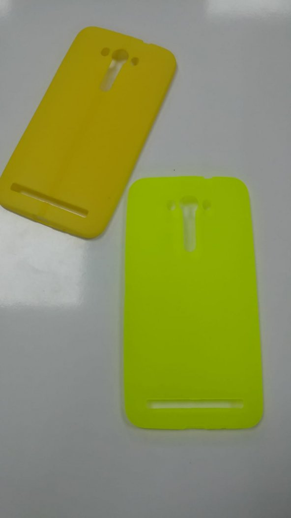 ZenFone 2 Laser (ZE550KL) koruyucu silikon kılıf