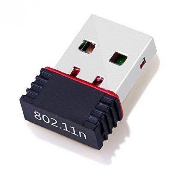 Versatile 300 MBps Antensiz Nano Wireless Adaptör