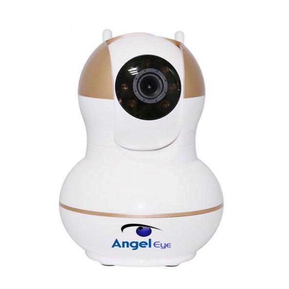 AngelEye KS-514 360º Full HD Kablosuz Ev ve Bebek iP Kamera Çift Antenli