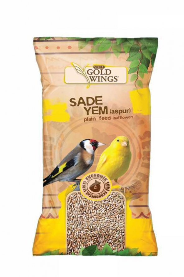 Gold Wings Aspur Sade Kanarya Yemi 300 Gr