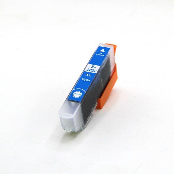 Ppt Premium®  EPSON XP600 XL MAVİ MUADİL KARTUŞ