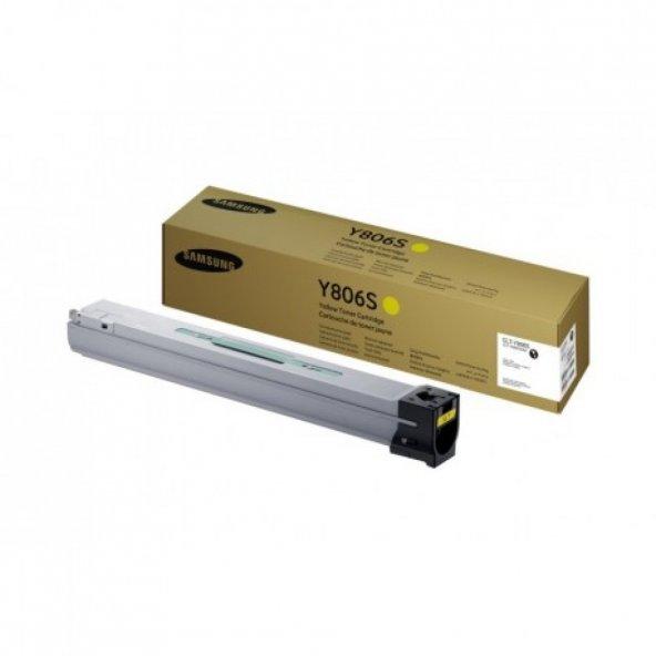 Ppt Premium®  SAMSUNG CLT-Y806S/X7600 SARI ORİJİNAL TONER (30K)
