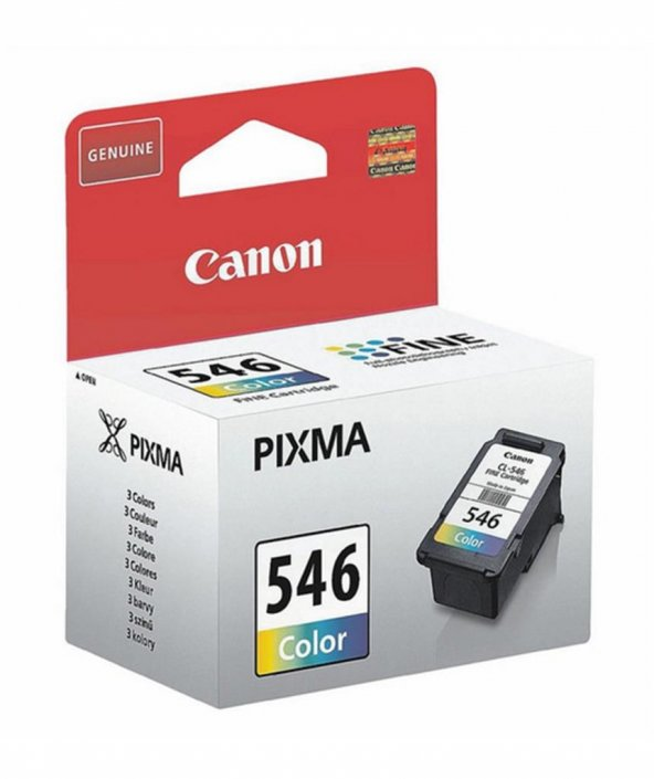 Ppt Premium®  CANON MG2950 UYUMLU RENKLİ ORJİNAL KARTUŞ