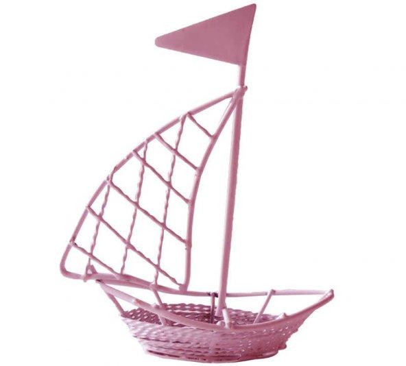 Gemi Metal Pembe 1 Adet Fiyatıdır