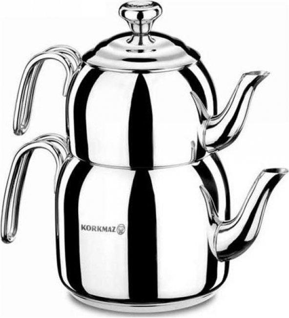 Korkmaz A057 Droppa Maxi Çaydanlık