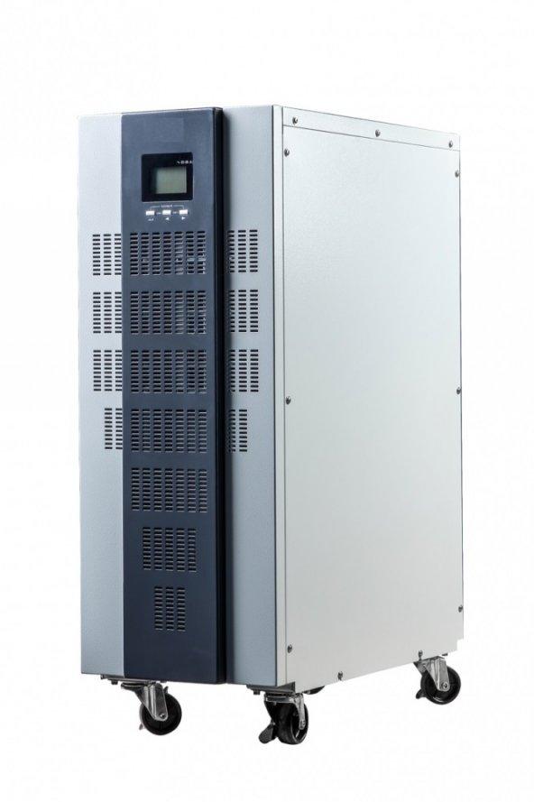 6 Kva 4.800 W On-Line Power 16×7Ah 8-20Dk Kesintisiz Güç Kaynagı