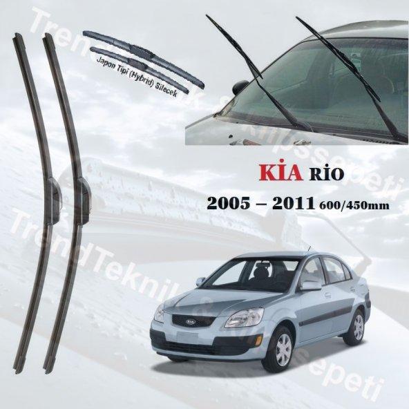 Silecek Rio 2005 - 2011 inwells Hybrid HS048