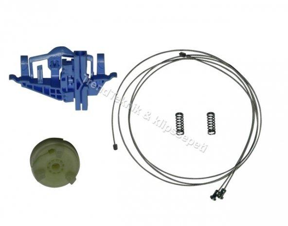 Fiat DOBLO CAM KALDIRMA Mekanizma Sağ ön 51810879