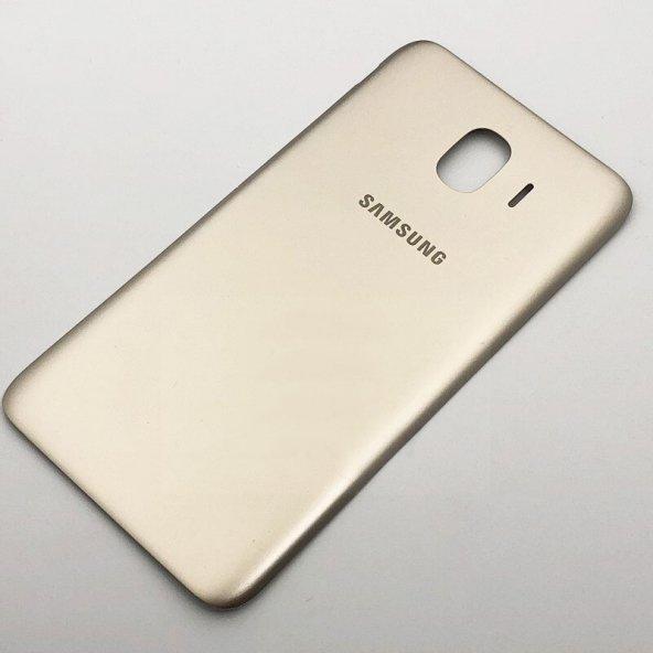 Samsung Galaxy J4 J400 2018 Arka Kapak Batarya Pil Kapağı Gold