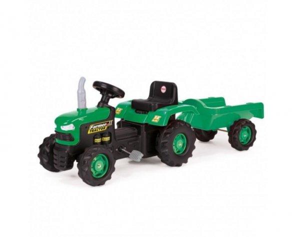 Pedallı Römorklu Traktör 8053