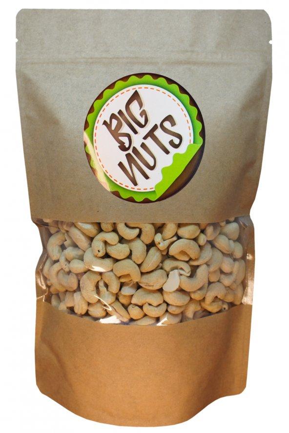 Çiğ Kaju İri Boy Afrika 250 Gr 500 Gr 1 Kg Big Nuts Kuruyemiş