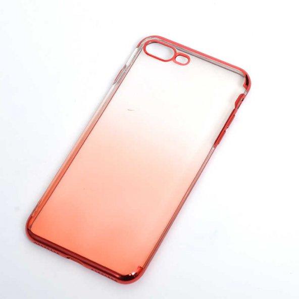 Apple iPhone 8 Plus Kılıf Zore Moss Silikon