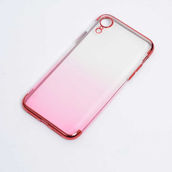 Apple iPhone XR 6.1 Kılıf Zore Moss Silikon