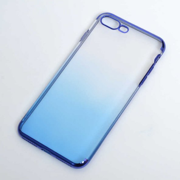 Apple iPhone 7 Plus Kılıf Zore Moss Silikon