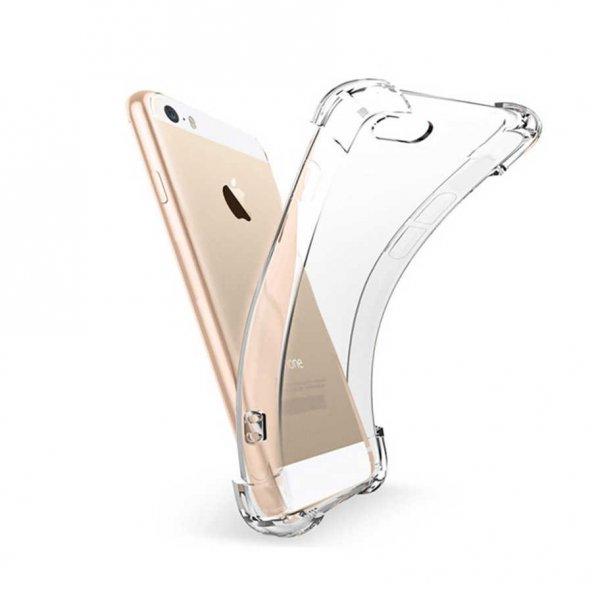 Apple iPhone 5 Kılıf Nitro Anti Shock Silikon