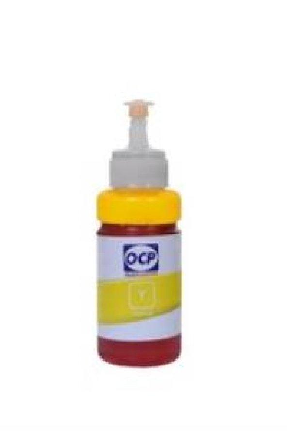 Epson EcoTank ET-2500 Yazıcı OCP Y Sarı Dye Mürekkep 70 ml