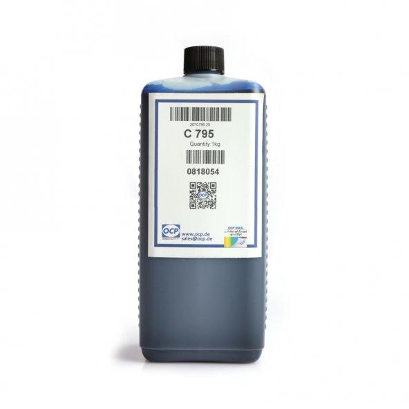 Canon Pixma GM2040 Yazıcı OCP C Mavi Mürekkep 1000 ml