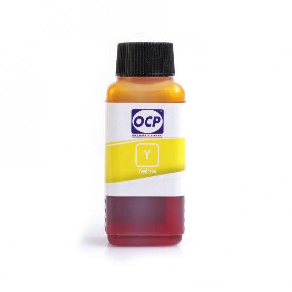 Canon Pixma G3411 Yazıcı OCP Y Sarı Mürekkep 100 ml