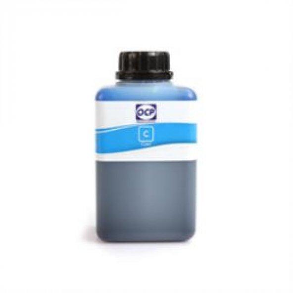 Canon imagePROGRAF İPF760 Yazıcı OCP C Mavi DYE Mürekkep 500 ml