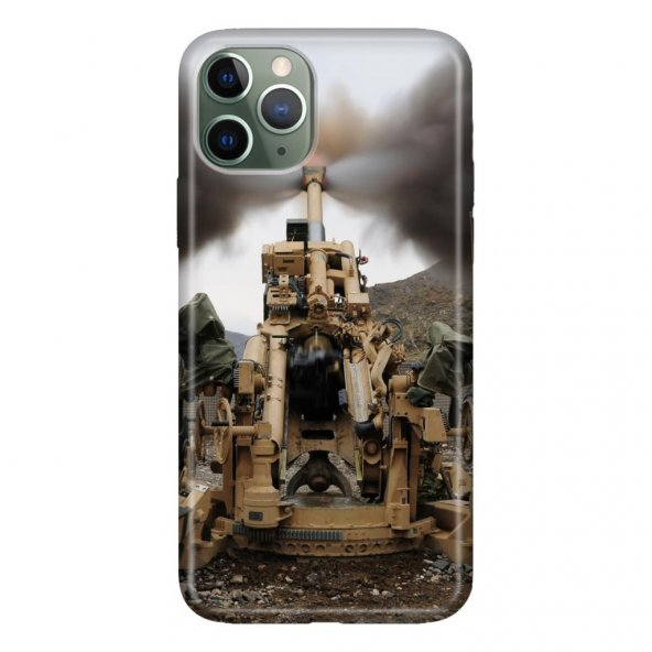 iPhone 11 Pro Max 6.5 inch Kılıf Desenli Esnek Silikon Telefon Kabı Kapak - Obus