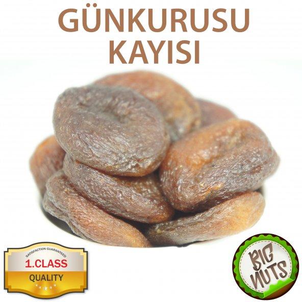 Kayısı Kurusu Günkurusu Jumbo Kabaaşı 250 Gr 500 Gr 1 Kg Big Nuts
