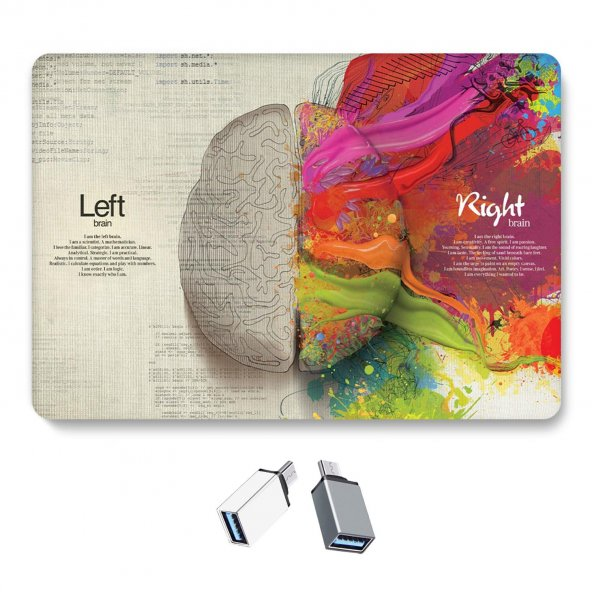 MacBook Pro Kılıf Hard Case A1706 A1708 A1989 A2159 13 inç Özel Tasarım Kutulu Focus 01NL