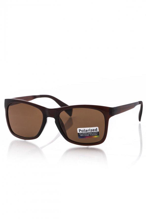 MP20MP8206PR002 Kahverengi Polarize Erkek Güneş Gözlüğü
