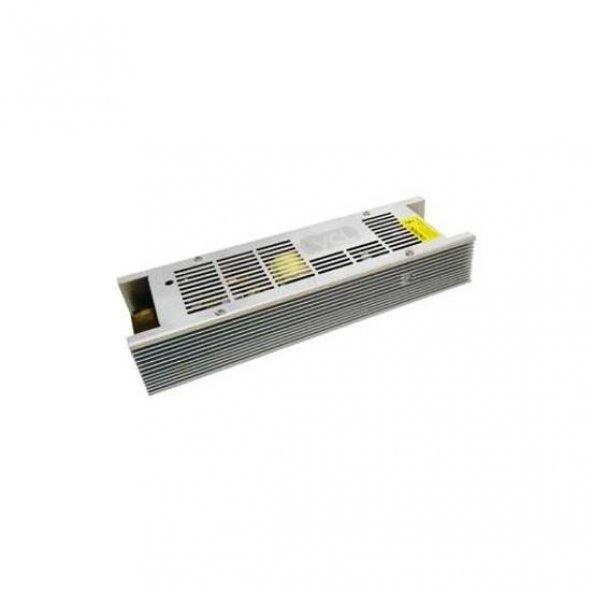 Ycl 12V 16,5A 200 Watt Slim Led Trafo Kamera Adaptör
