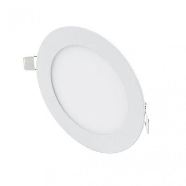 9 Watt Eco Panel led Armatür Beyaz Işık