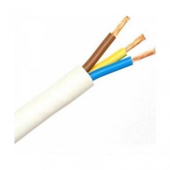 Doğa Kablo 3 X 1,5 Ttr Çok Telli Doğa Kablo 100 Mt
