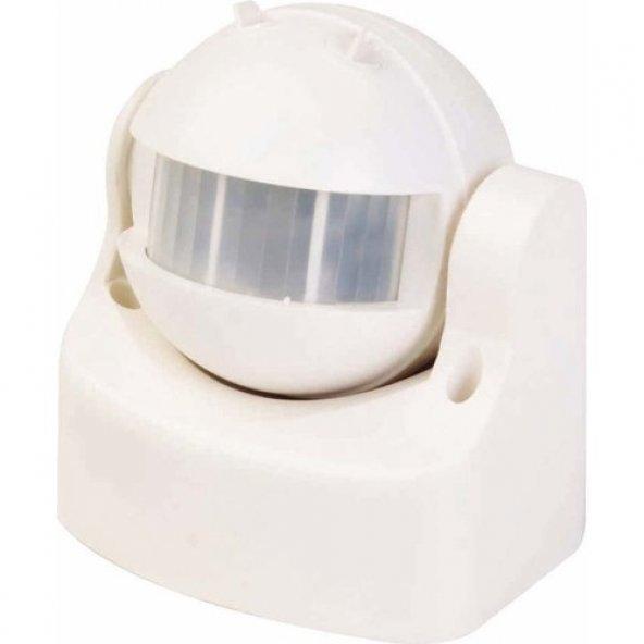 K2 Hareket Sensörü 180° Beyaz