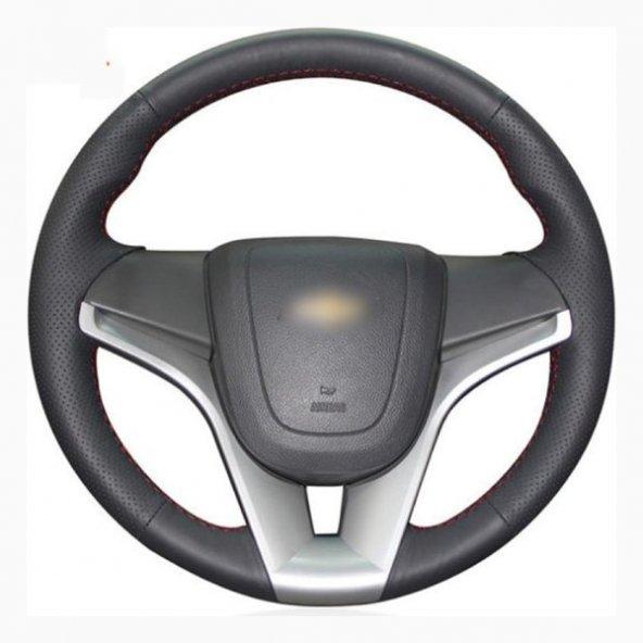 Subaru Impreza 2008-11 Deri Direksiyon Kılıfı Araca Özel Dikmeli