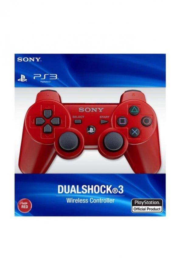 Ps3 Dualshock 3 Kırmızı