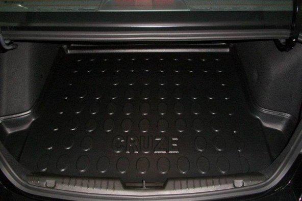 Chevrolet Cruze Sedan Kalın Stepneli 2015 Model 3D Bagaj Havuzu